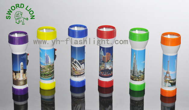 Flashlight/Plastic Flashlights/TSH Flashlight